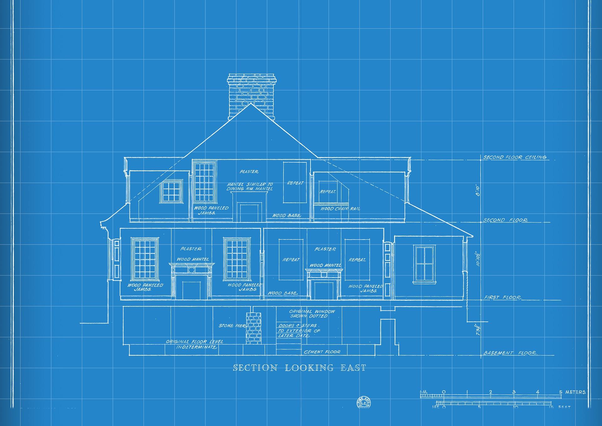 architects blueprints